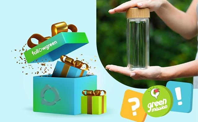 «Πράσινες-Αποστολές-–-green-missions»:-Ανακυκλώνουμε-σωστά-&-Κερδίζουμε-δώρα!