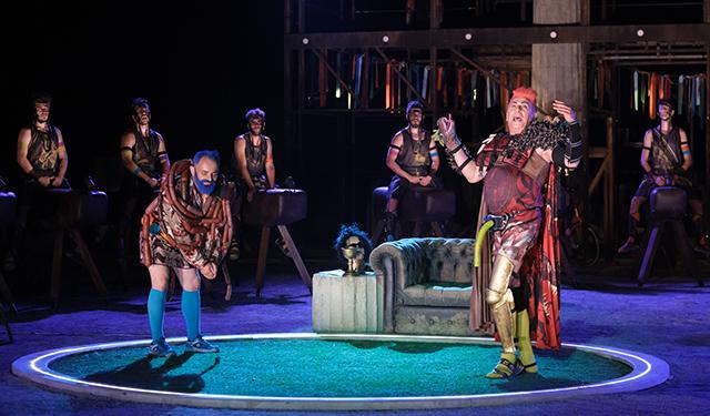 Έναρξη-64ου-Φεστιβάλ-Φιλίππων-με-Εθνικό-Θέατρο-και-Αριστοφάνη-«Ιππείς»