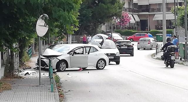 Τροχαίο-ατύχημα-στο-Παληό