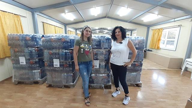 ΔΕΥΑΚ:-5.000-φιάλες-εμφιαλωμένου-νερούστους-κατοίκους-των-Φιλίππων