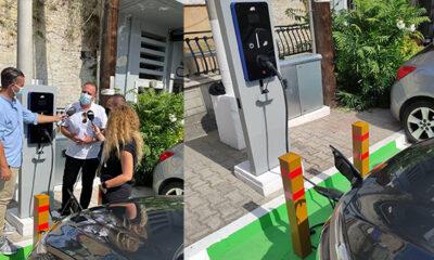 Δήμος-Παγγαίου:-Σε-λειτουργία-οι-δύο-πρώτοι-μηχανισμοί-φόρτισης-ηλεκτρικών-αυτοκινήτων