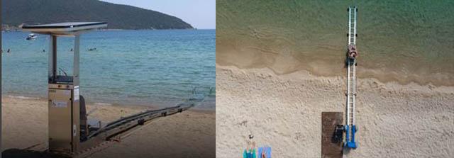 Οι-ράμπες-εξυπηρέτησαν-τα-ΑΜΕΑ-στις-παραλίες-του-δήμου-Παγγαίου