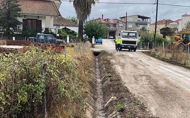 Δήμος-Νέστου:-Συνεχίζονται-οι-καθαρισμοί-των-αγωγών-παροχέτευσης-ομβρίων-υδάτων